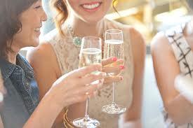 Brides Maids, Champagne