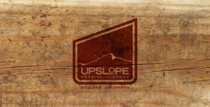 Upslope-Logo-Wood