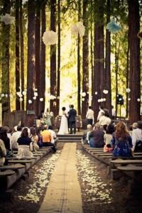woodland-wedding-ceremony