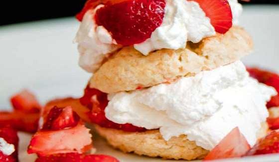 ... strawberry shortcake strawberry shortcake muffins strawberry shortcake