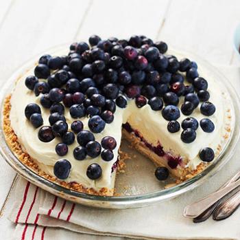 No Bake Cake Vanilla Wafers Th Of July