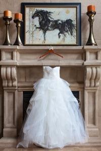 bride dress Z Ranch