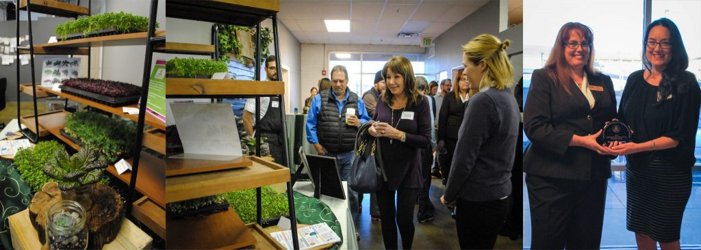 Serendipity Catering is proud to be one of the first certified green businesses in Denver.